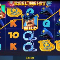 Reel Heist Special Feature