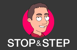 Stop and Step | Casino Streamer