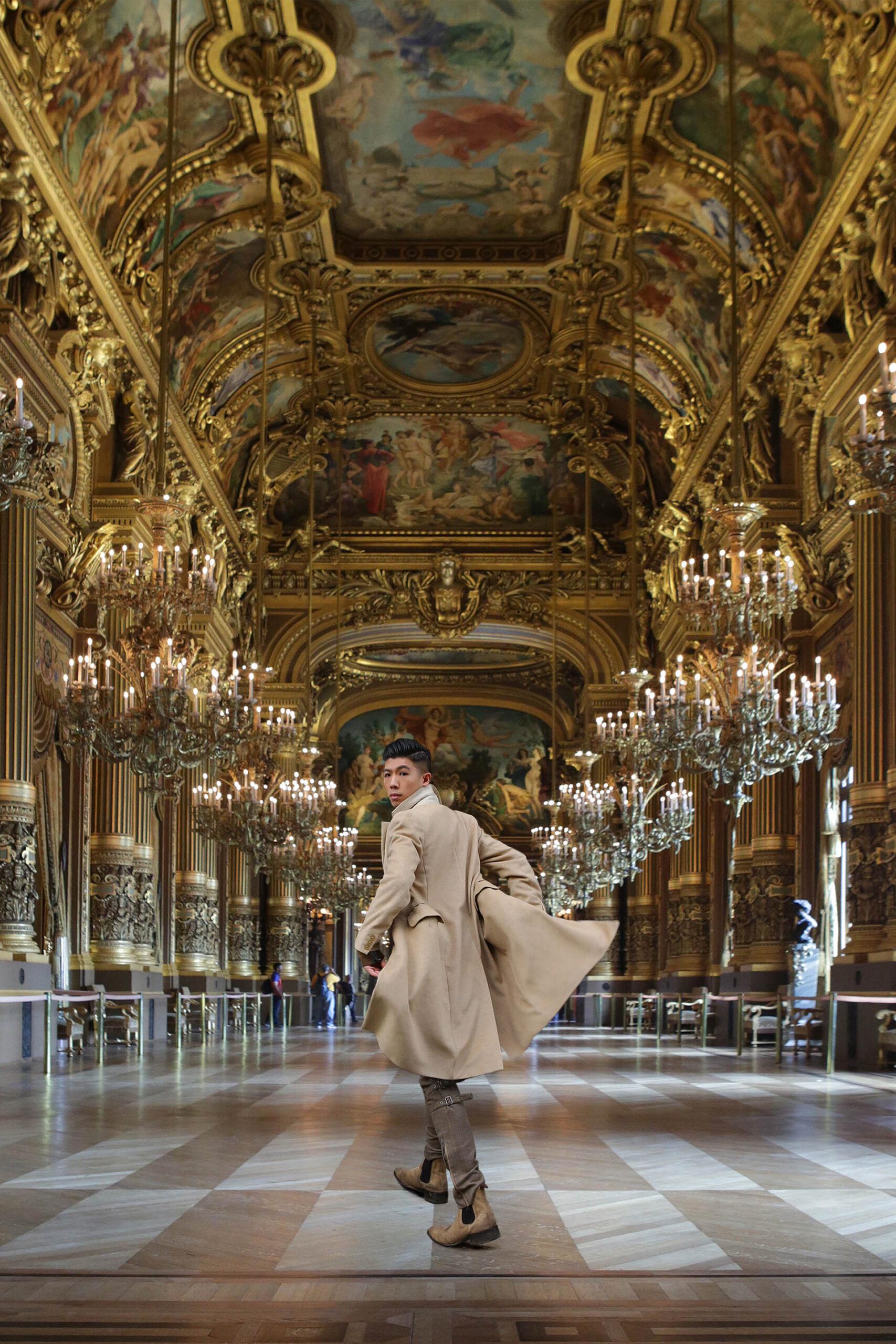 GRAND PALACE PARIS