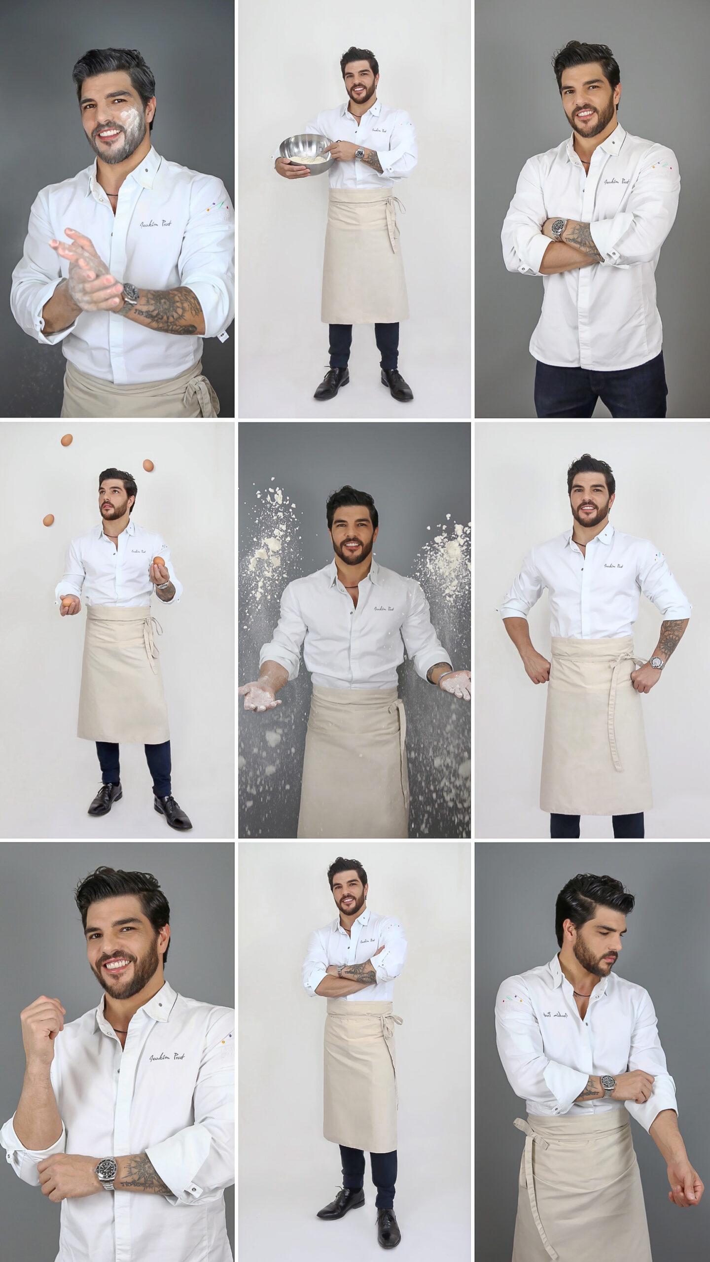 Jaokim Michelin Pastry Chef