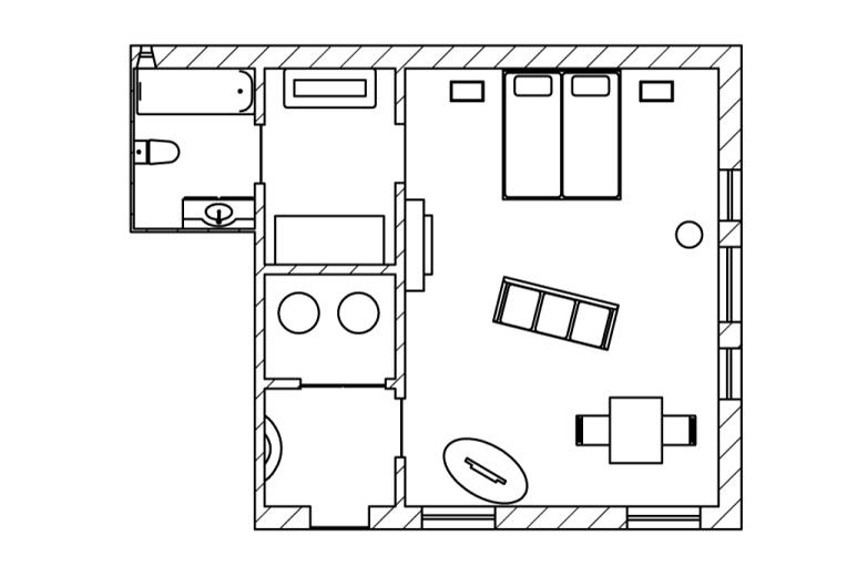 kamer-rosa-plattegrond