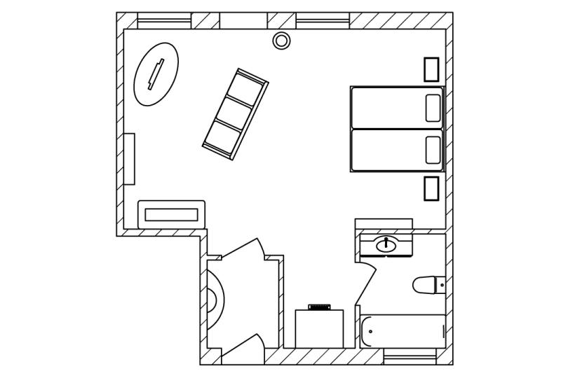 kamer-tulipa-plattegrond