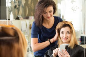Salon Customer Service