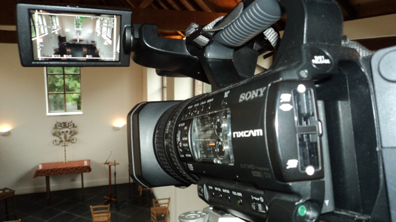 Recording & Live Streaming for Funerals and Weddings