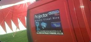 Bristol Projector and Audio Visual Hire