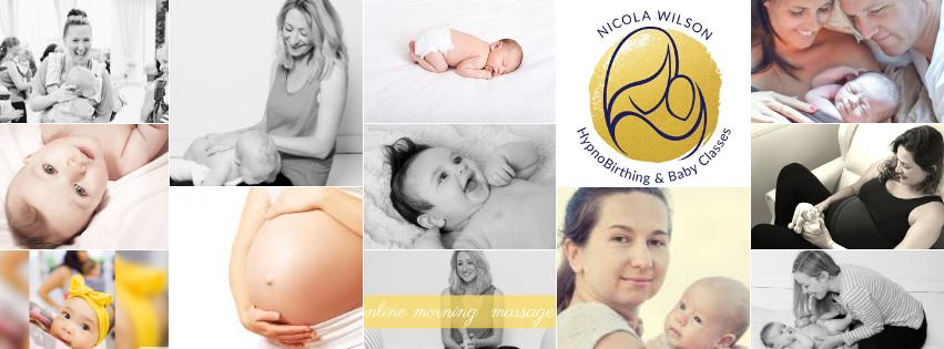 Nicola Wilson HypnoBrthing and Baby Classes Edinburgh West