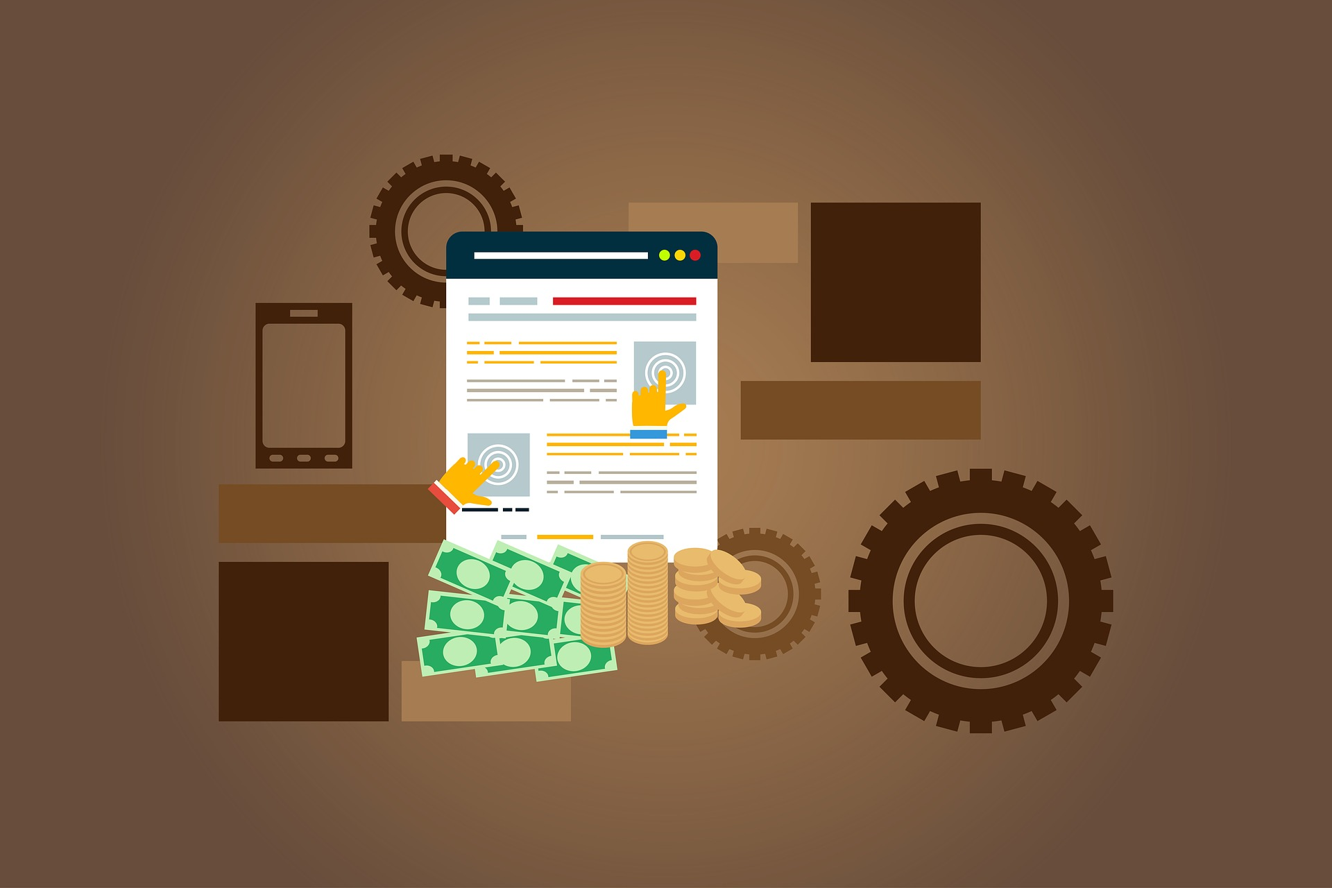 Pay Per Click management in Harrow
