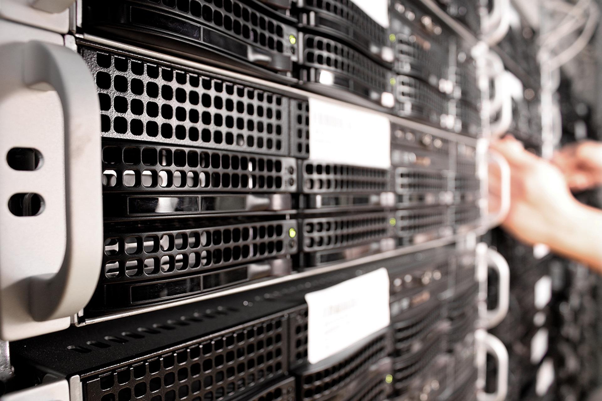 Server Hardware Support in Harrow