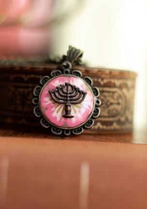 Judaica, Jewish Jewelry, Jewish Jewellery, Jovonsgems, Jovon's Gems