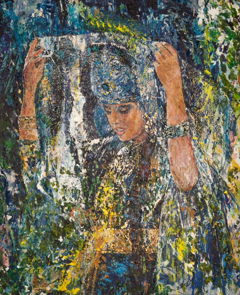 Bettina Caro, Rabbi Caro, Yoseph Caro, Joseph Caro, Josef Caro, Yosef Caro, Visual Artist, Fine Artist, Jewish Artist, Sephardic Artist