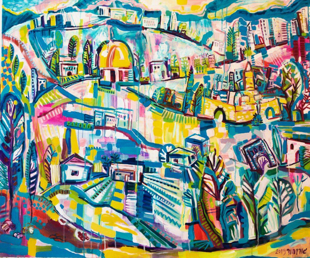 Inna Gorokhod. Artist