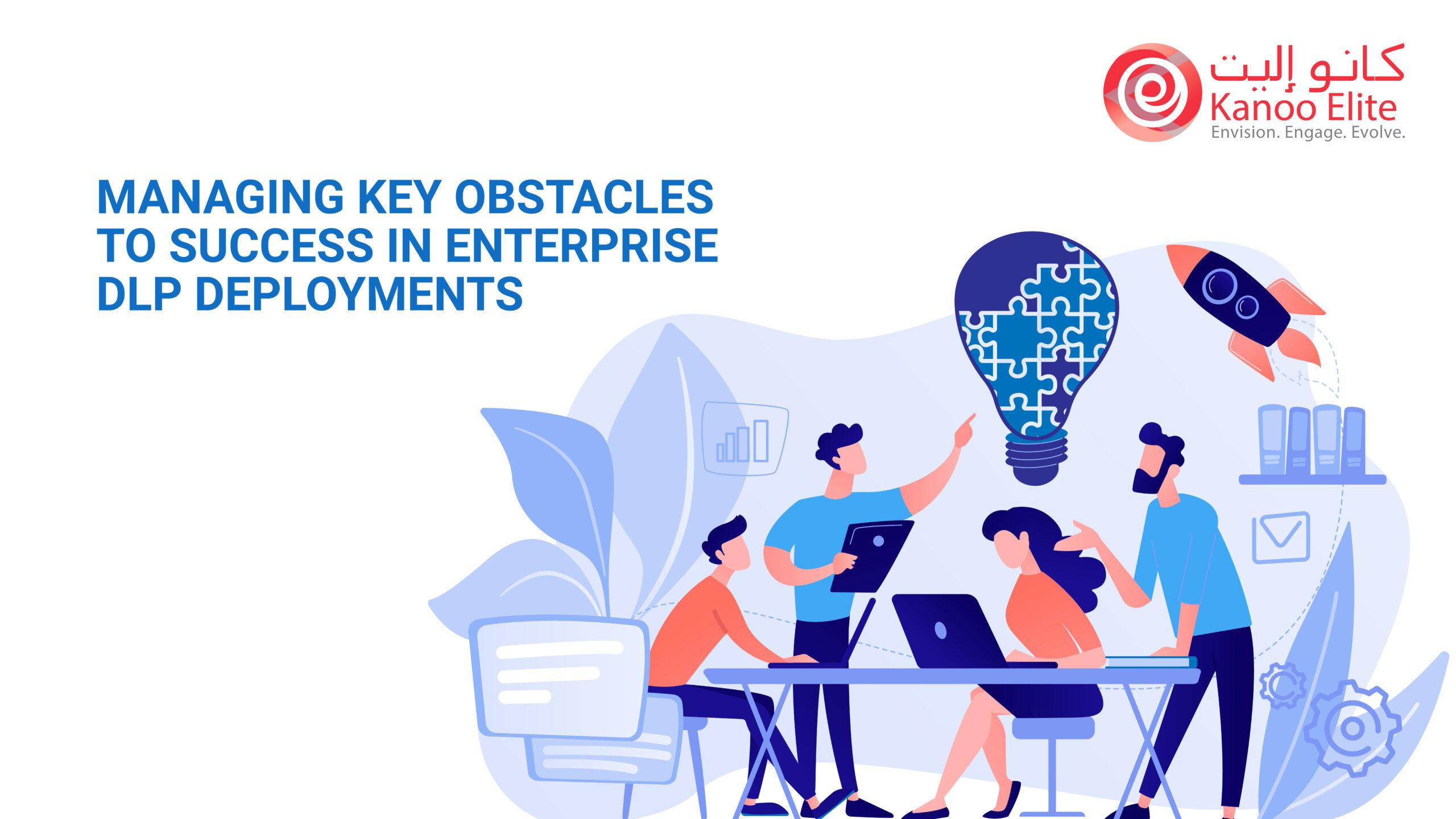 Enterprise DLP solutions
