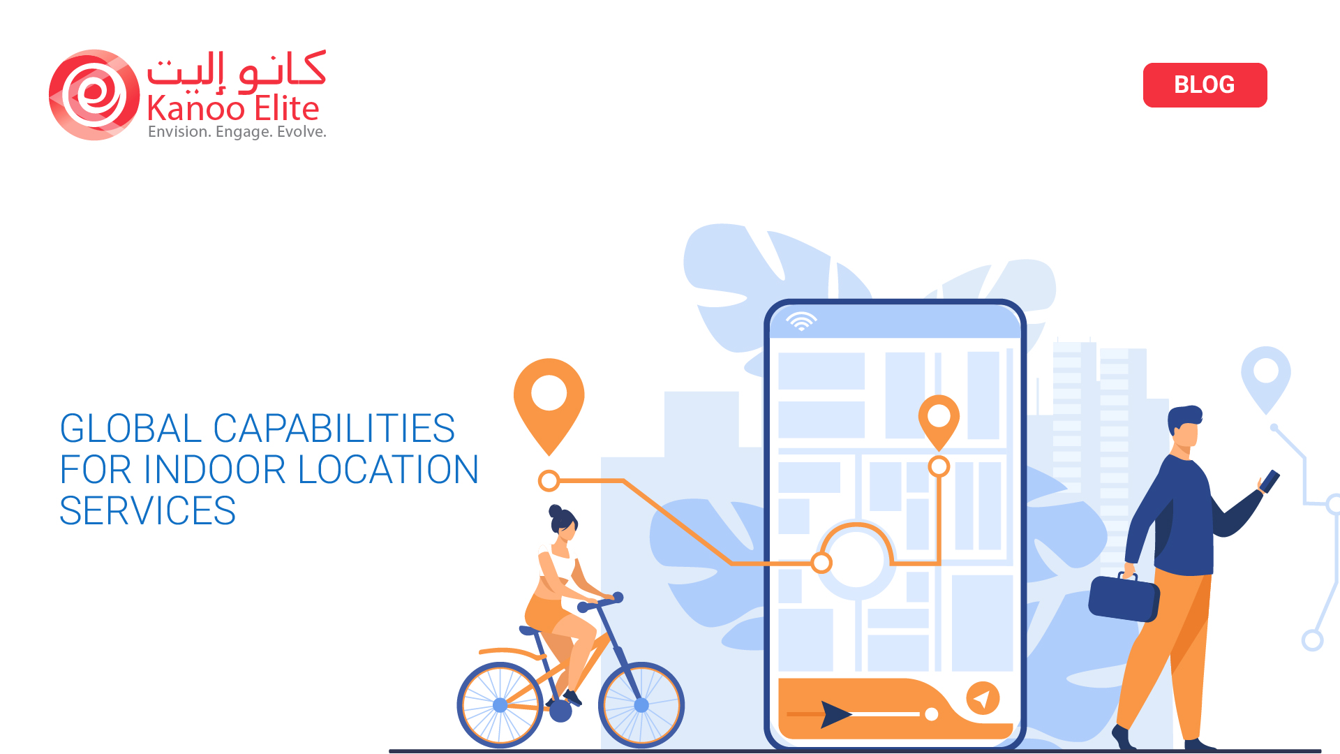 Global Capabilities for Indoor Location Services