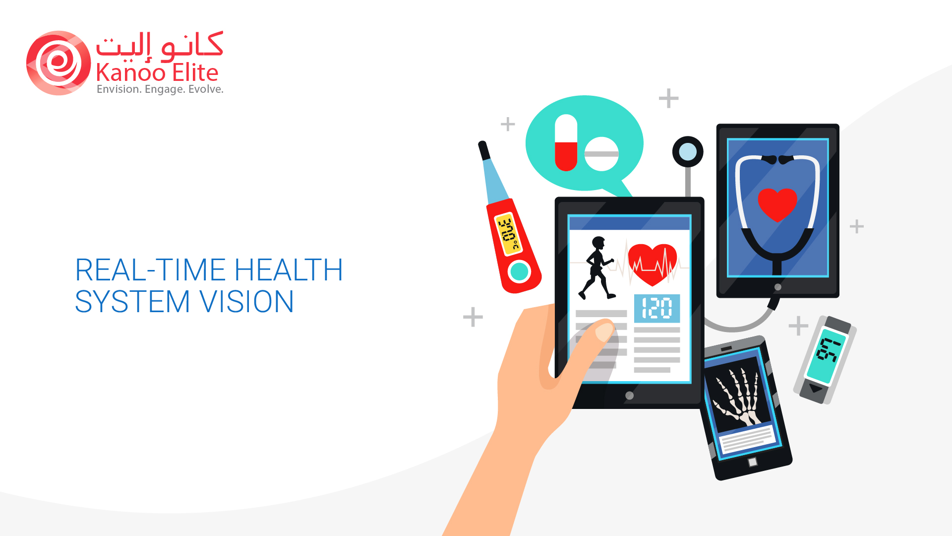 Real-Time Health System Vision