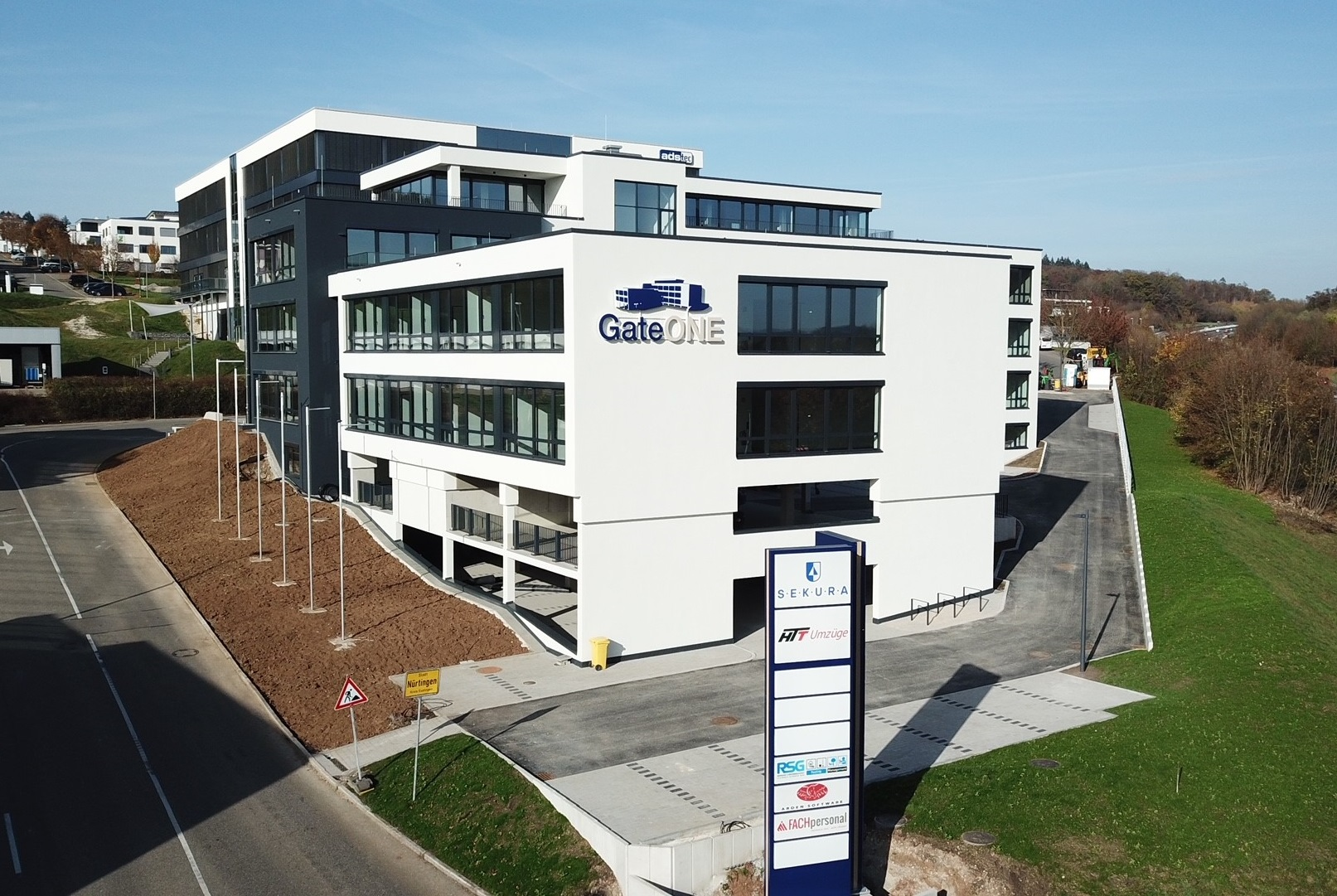 European Training Centre for Arden Software now complete