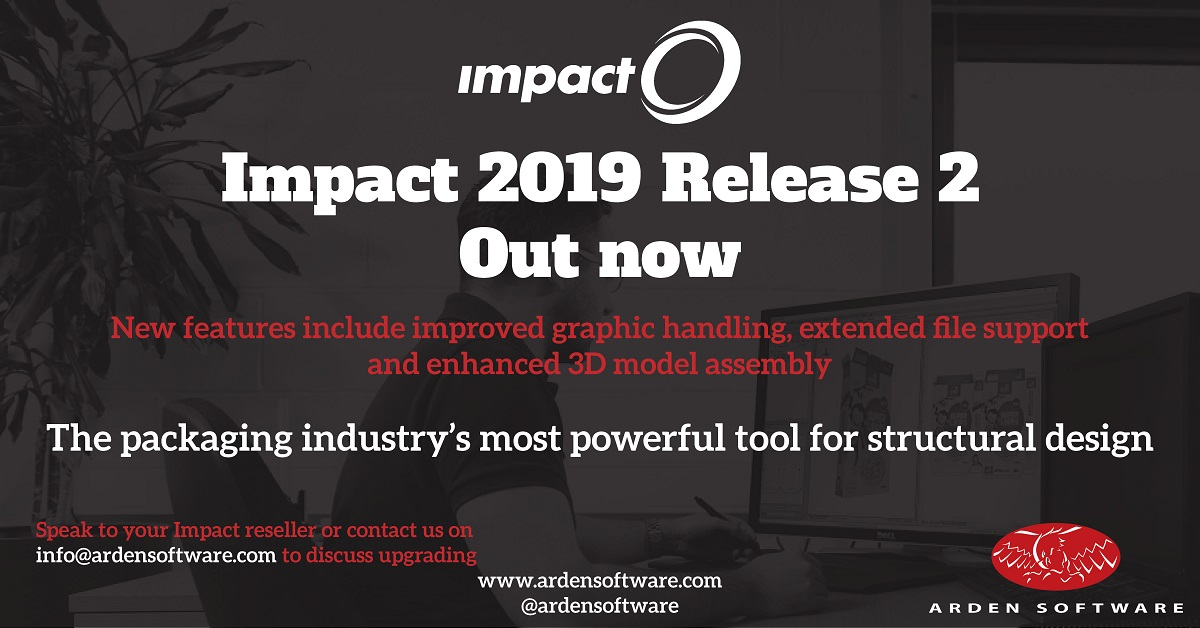 Impact 2019 Release 2 – out now
