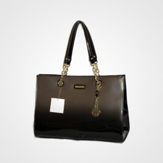 Black Over-the-shoulder Handbag