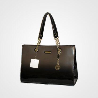 Black Over-the-shoulder Handbag