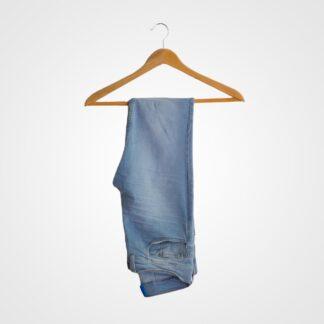 Faint Blue Jeans