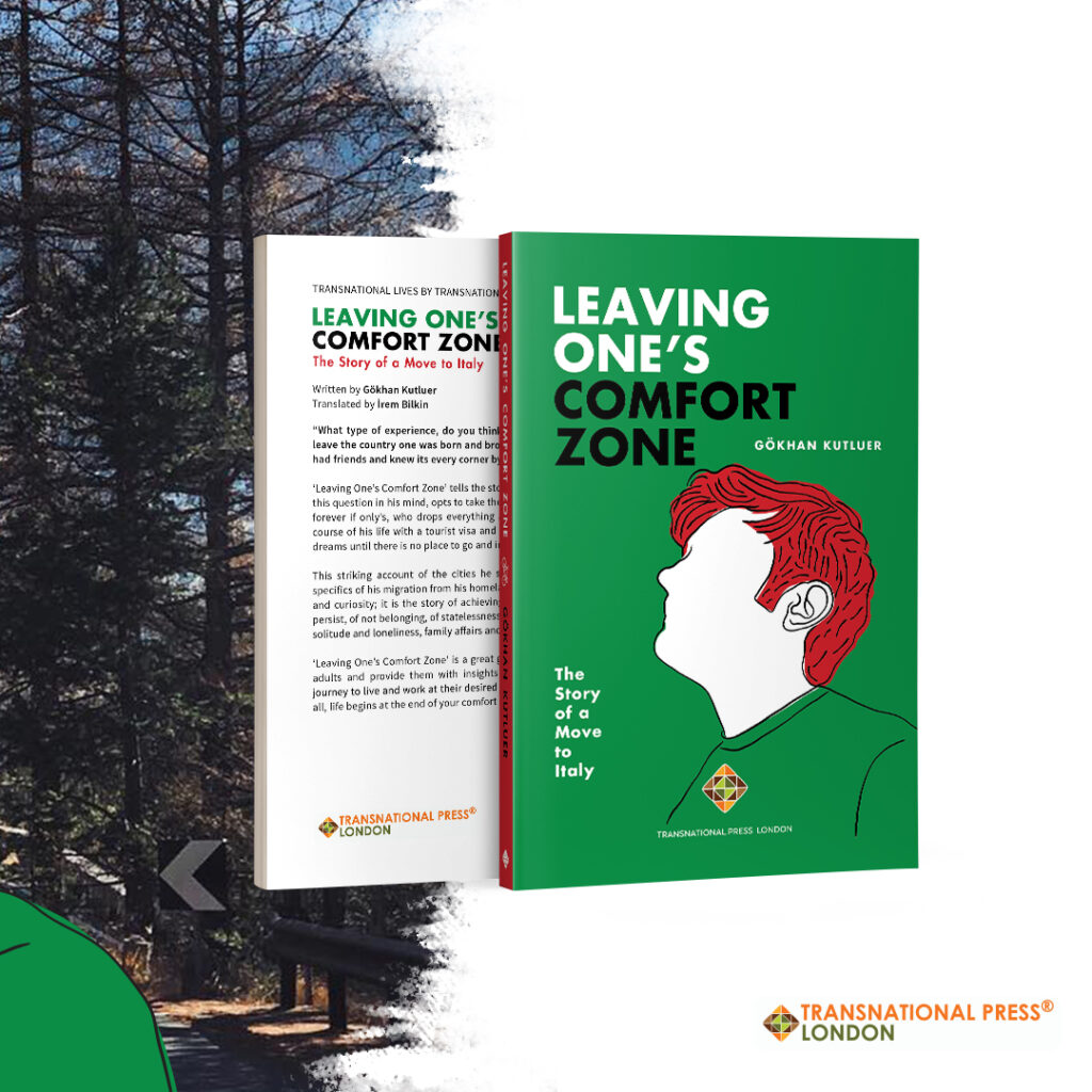 Leaving One's Comfort Zone Book Cover