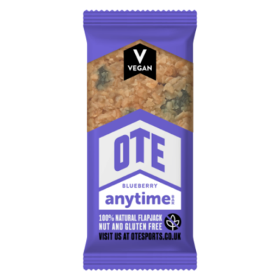 OTE Sports Blueberry Anytime Bar