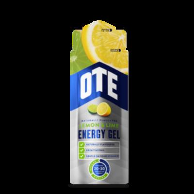 OTE Sports Lemon & Lime Energy Gel