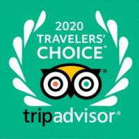 TripAdvisor Travellers Choice Award 2020 for Get Active Rhodes