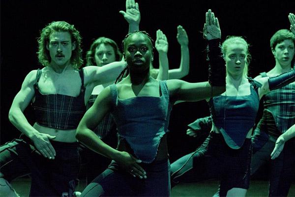London Contemporary Dance School / Camilla Greenwell