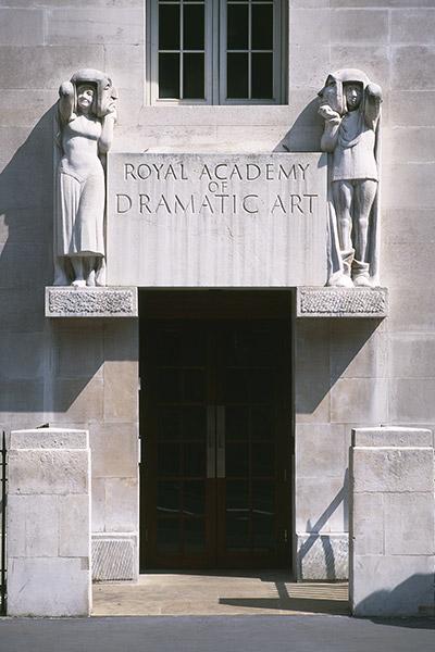 RADA Entrance