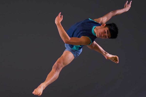 Rambert School of Ballet & Contemporary Dance / Nicole Guarino