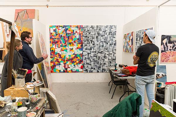 City & Guilds London Art School