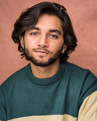 Lucca Chadwick-Patel - Guildford School of Acting