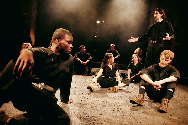 Bristol Old Vic Theatre School - Mark Dawson