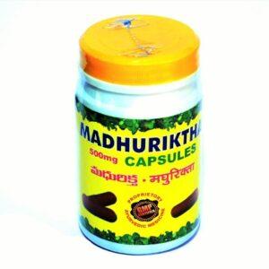 Madhuriktha Capsules