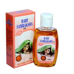 Baby SAMRAKSHA Oil