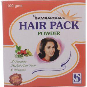 SAMRAKSHA Hair Pack Powder