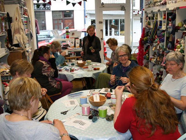 Read more about the article Fair Isle knitting is fantastic!