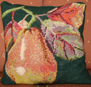 Read more about the article Stitching, not knitting!