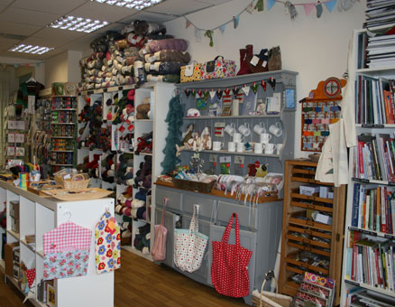Read more about the article The Wool Croft in Abergavenny