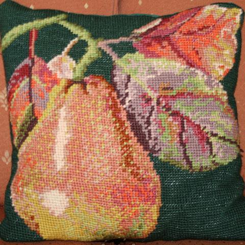 My Pear cushion
