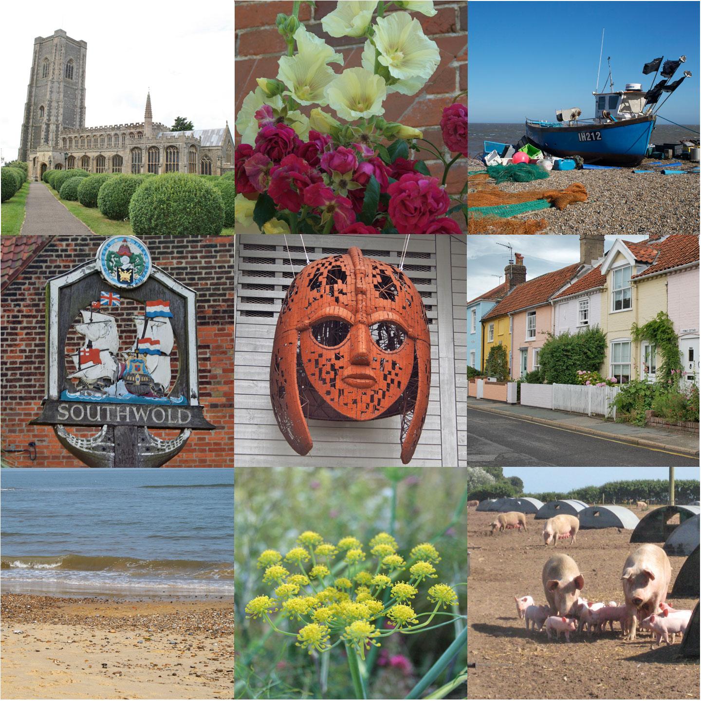 A Suffolk Seaside Summer Holiday