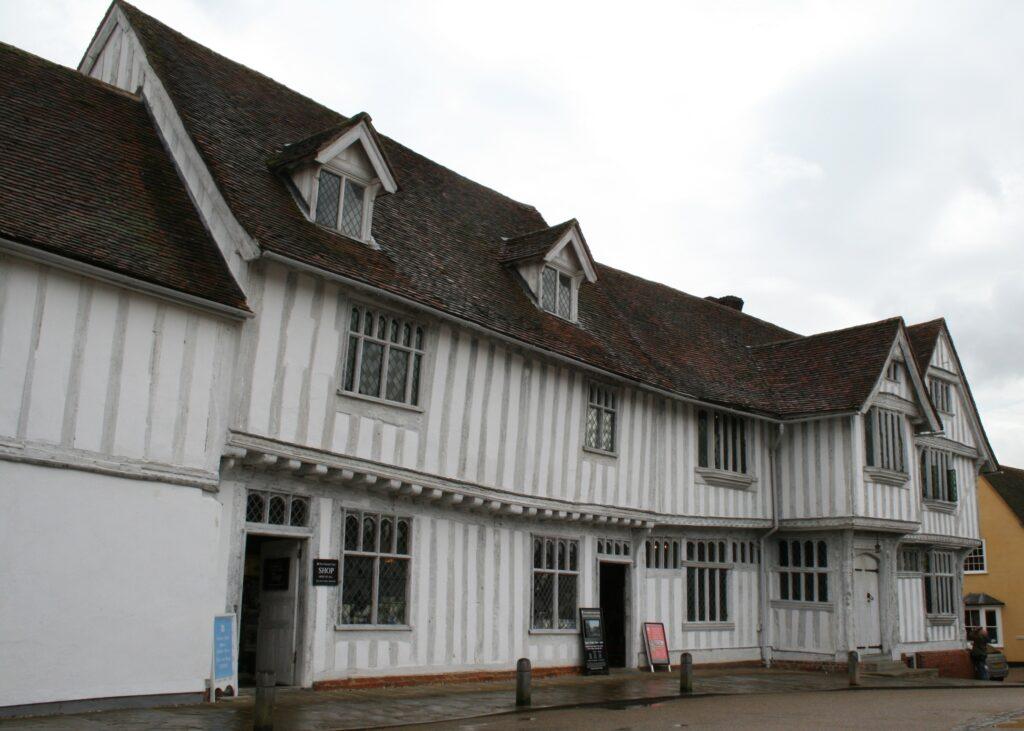 Corpus Christi, Lavenham, Suffolk