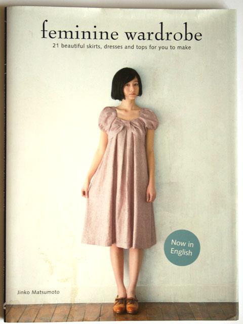 Cover of Feminine Wardrobe by Jinko Matsumoto