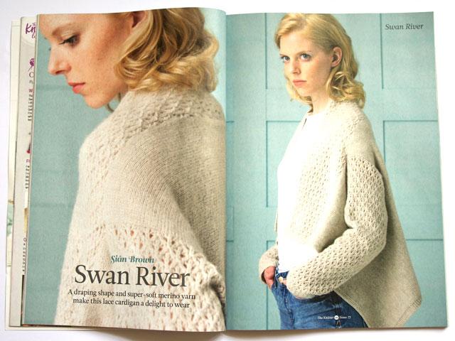 Swan River by Sian Brown
