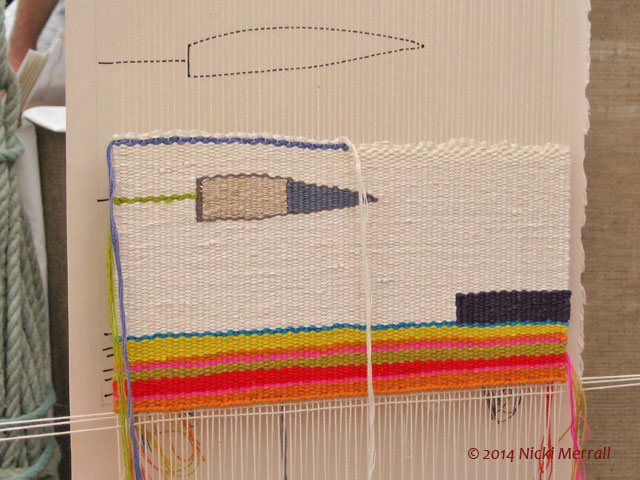Tapestry by Fiona Rutherford