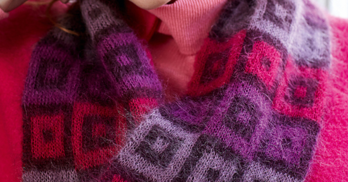 Read more about the article Cymru cowl