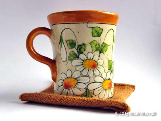 Provancal mug