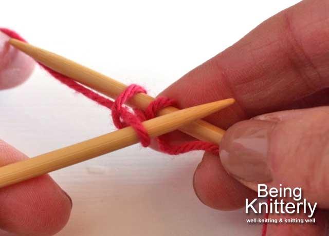 Step 8: Pull new loop through stitch