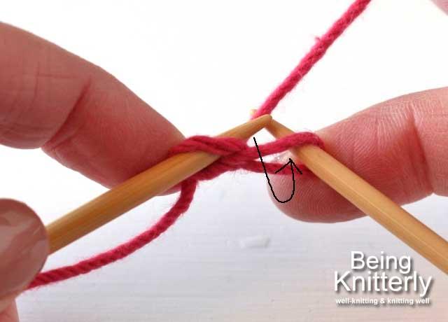 Step 4: Lengthen new loop