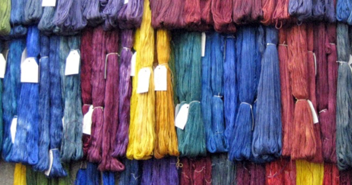 Read more about the article Fibre and Yarn Festivals 2017-2018